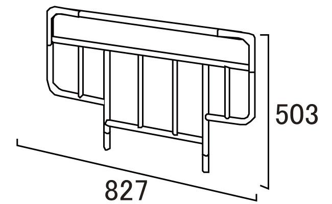 介護用品 KS-195 2 中古