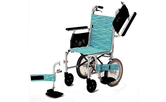 介護用品 車椅子 NAH-L7W 中古