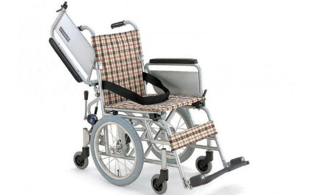 介護用品 車椅子 KAK16-40 中古