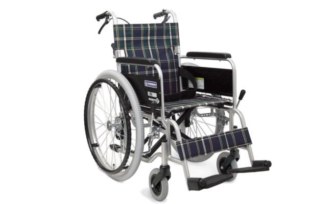 介護用品 車椅子 KA102SB-40 中古