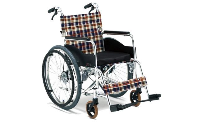 介護用品 車椅子 AR-201BT 中古
