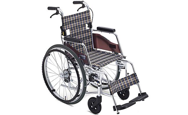 介護用品 車椅子 MOC-43LTP 中古
