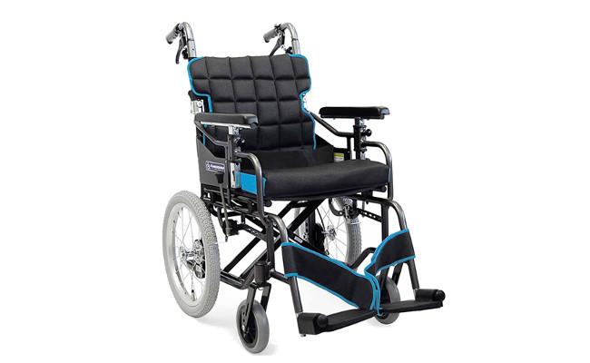 車椅子 通販 KM16-42SB-M